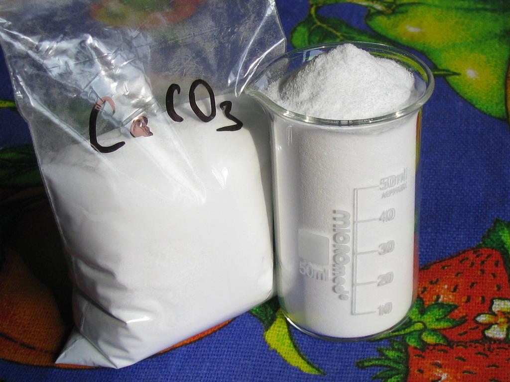 Карбонат кальция (очищенный)
