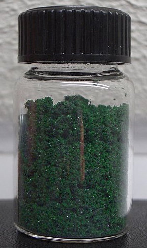 Хлорид хрома (III) (хром треххлористый)