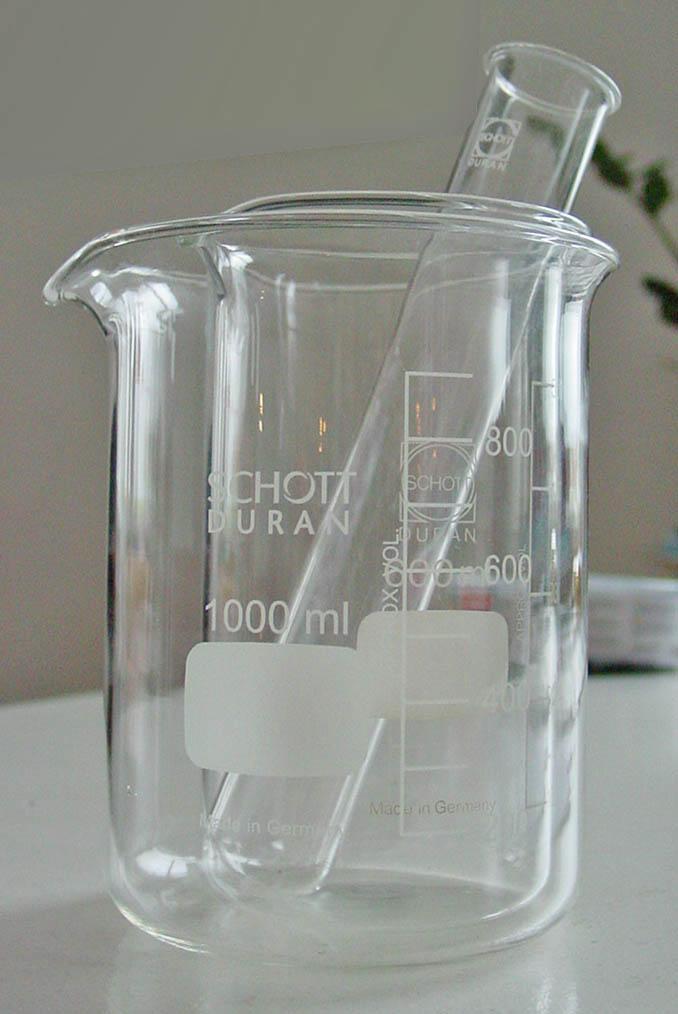 Боросиликатное стекло