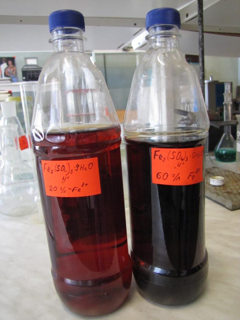 Раствор сульфата железа (III)