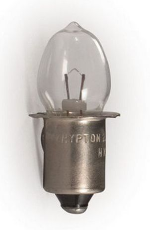 Лампочка, заполненная криптоном