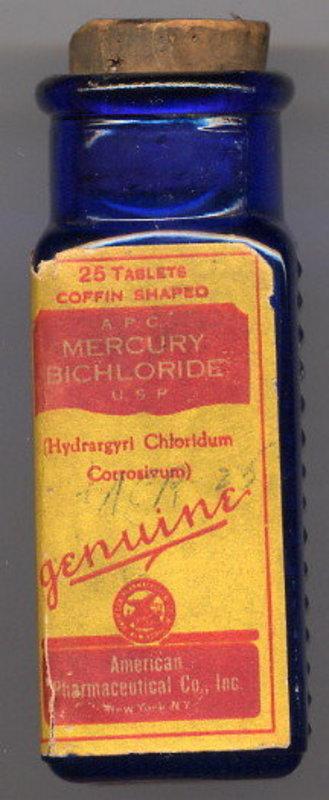 Сулема [хлорид ртути (II)]