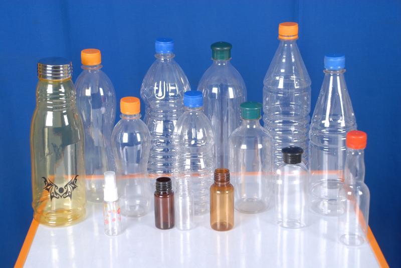 Бутылки из полиэтилентерефталата (ПЭТФ, ПЭТ)