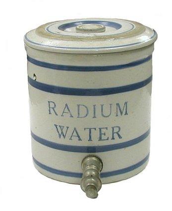 ''Радиевая вода''