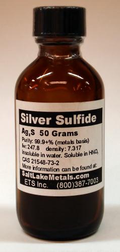 Сульфид серебра