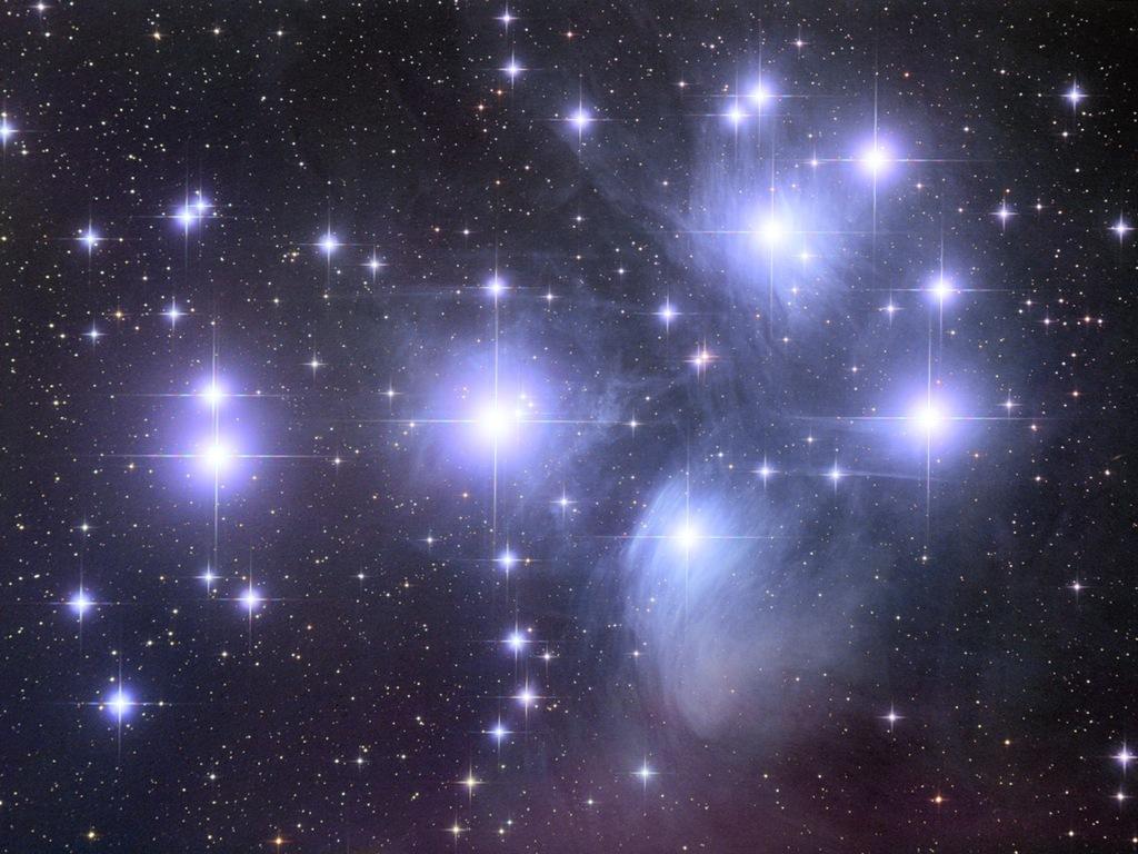 Плеяды (звездное скопление)