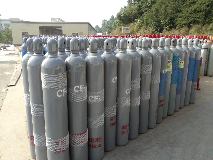 Тетрафторметан (четырехфтористый углерод)