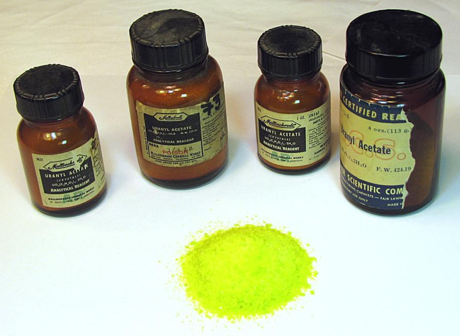 Ацетат уранила