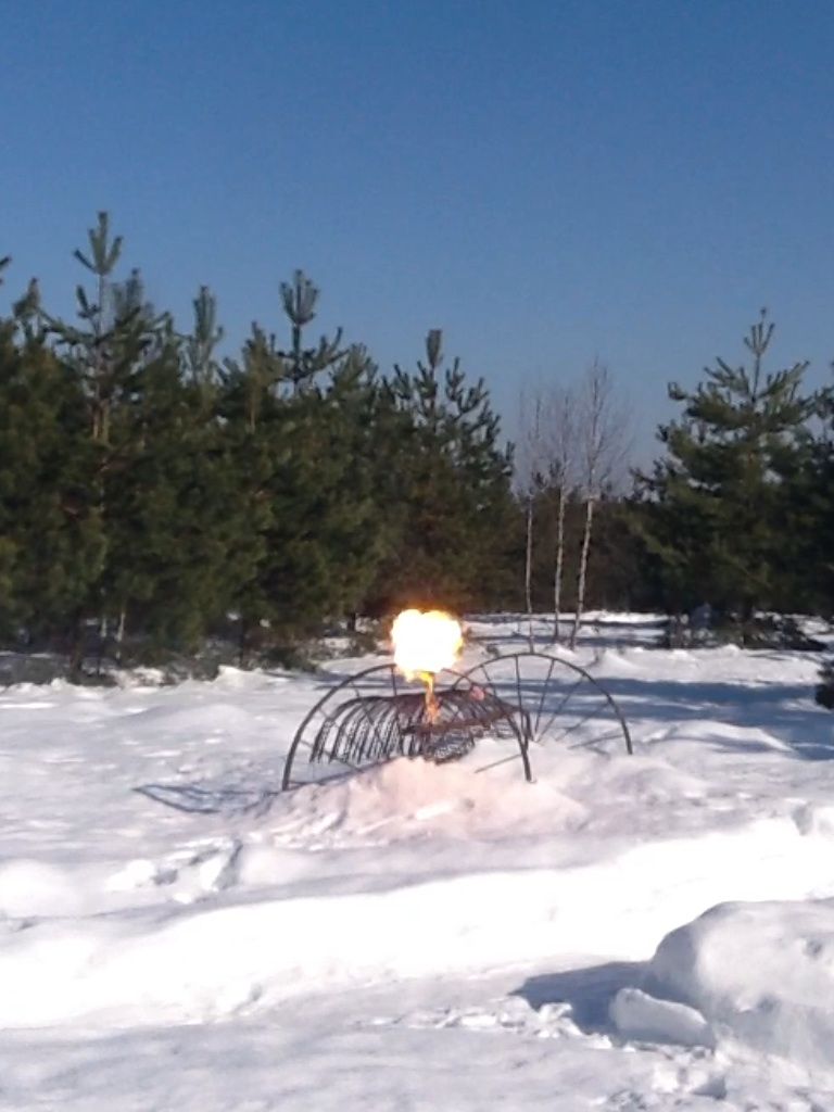 Получение гремучего газа электролизом