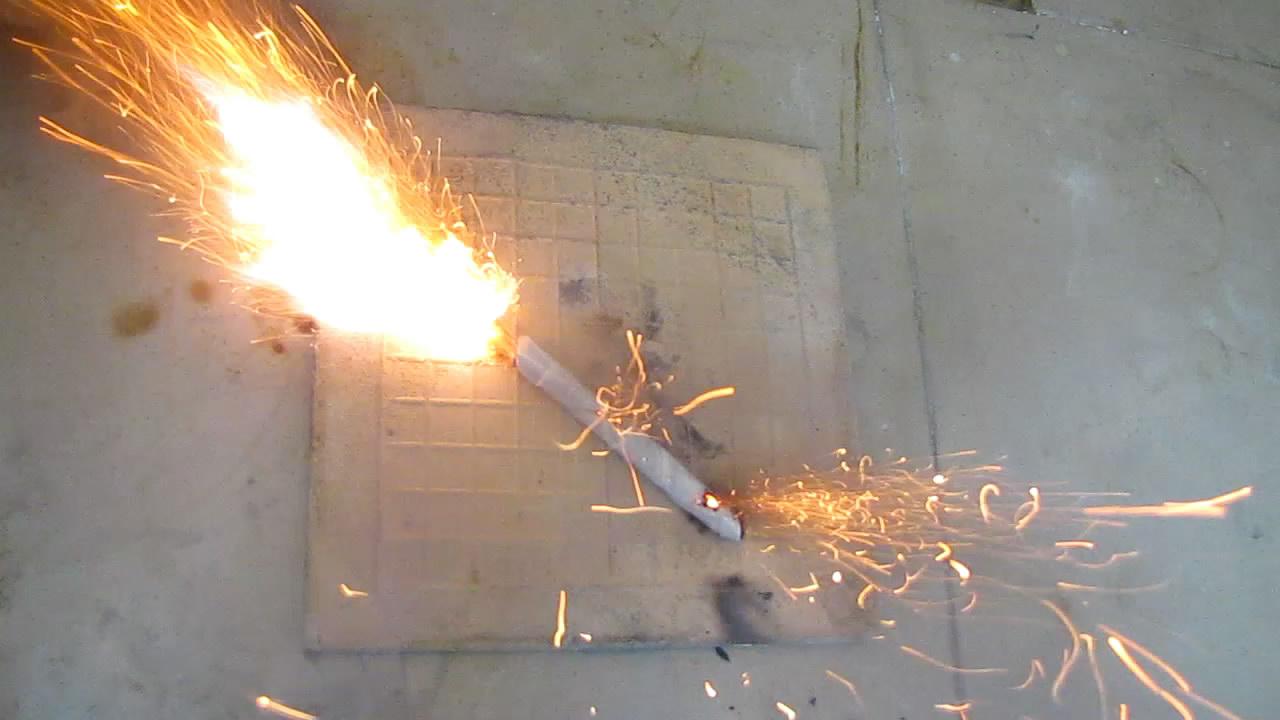 Проскок пламени