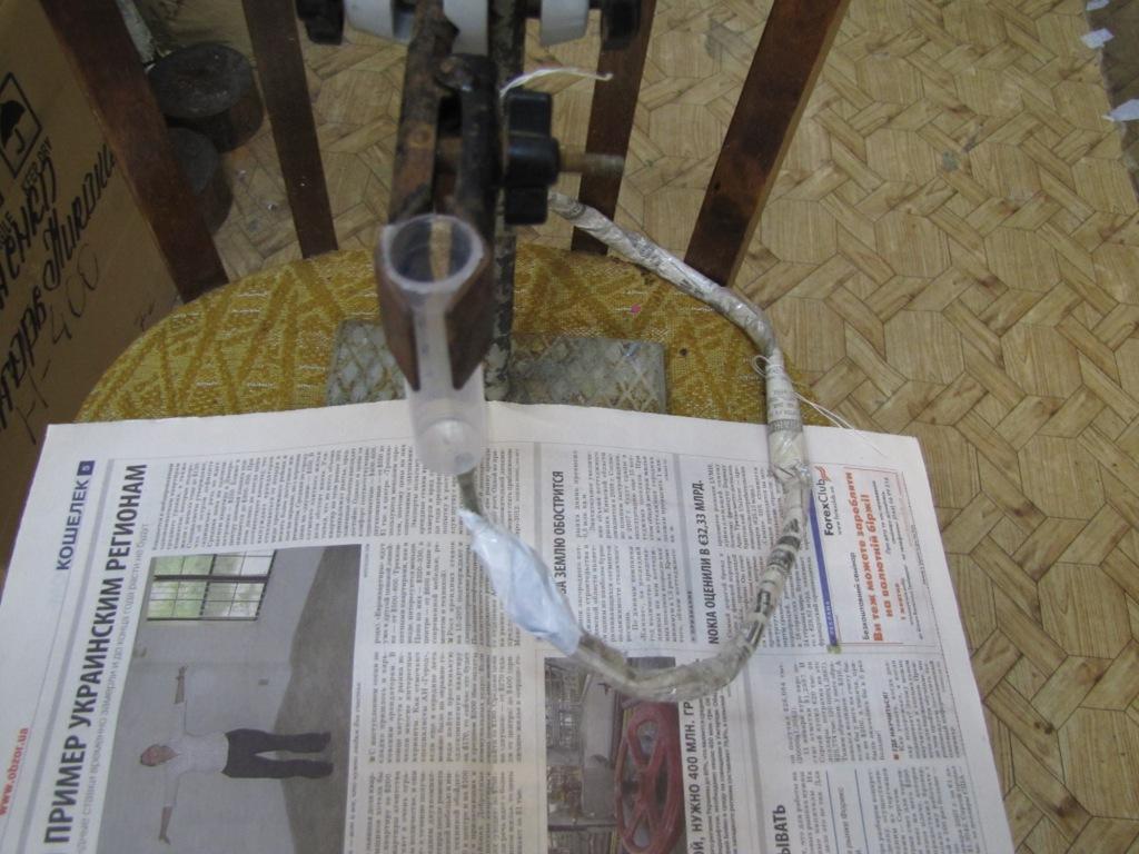 Изготовление детонатора