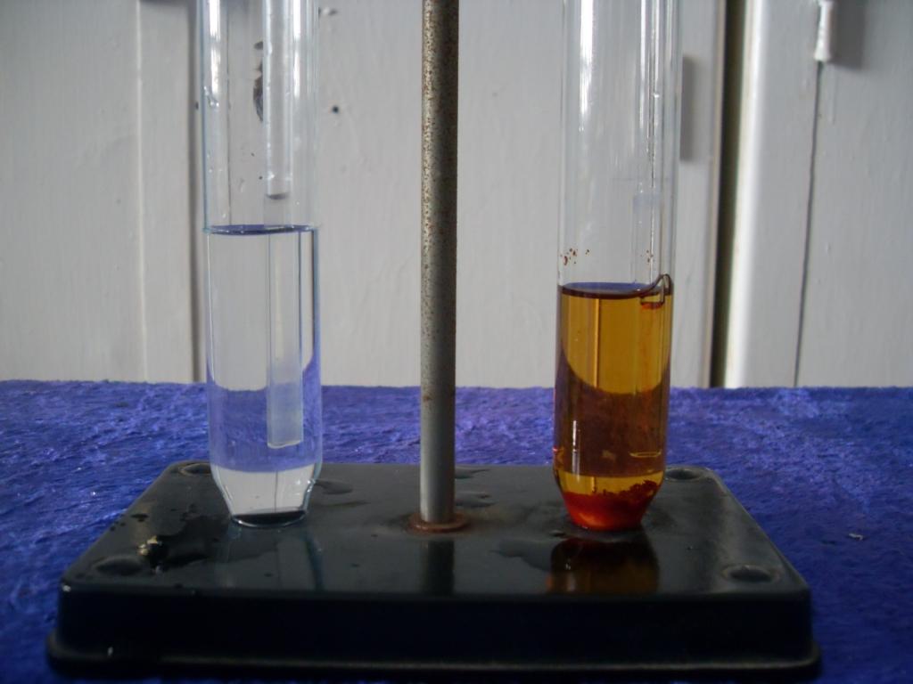 Ацетиленид-нитрат серебра (получение и испытание)