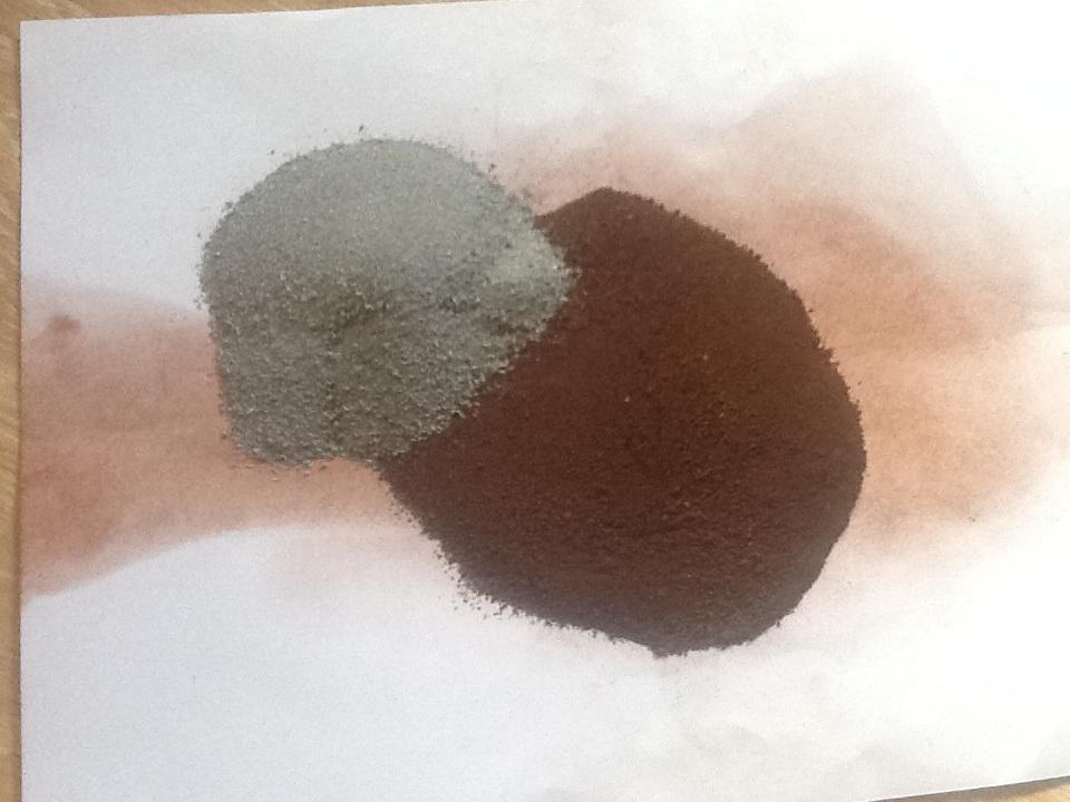Оксид железа и алюминий