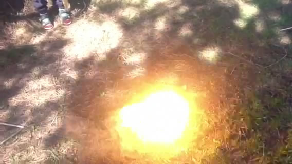 Горение термита (алюмотермия)