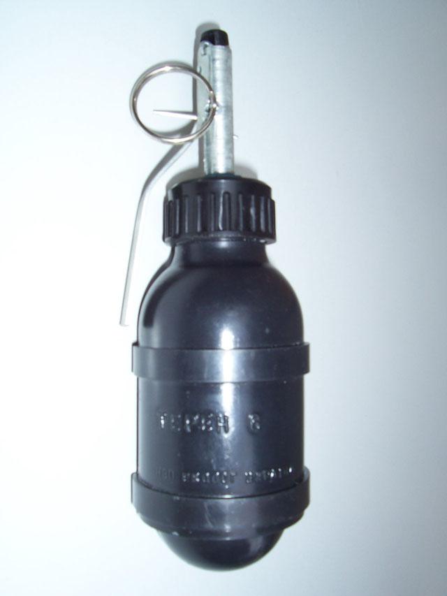 Светошумовая граната Терен-6