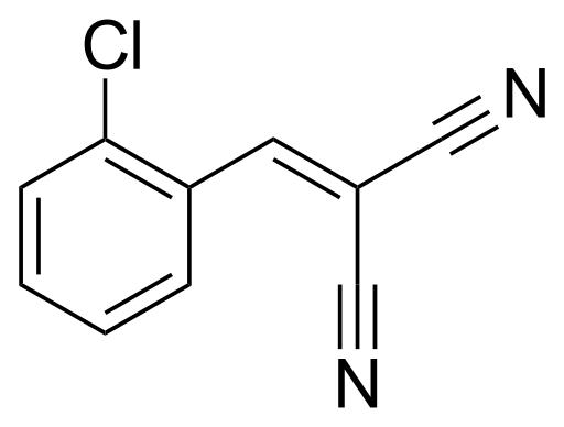 Орто-хлорбензилиденмалонодинитрил - CS