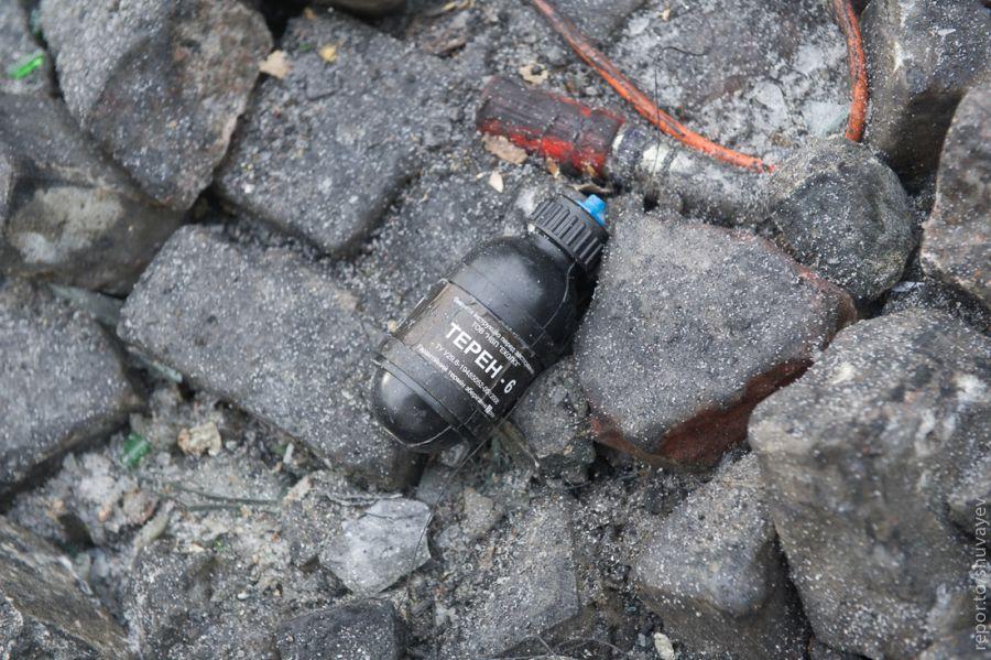 Светошумовые гранаты