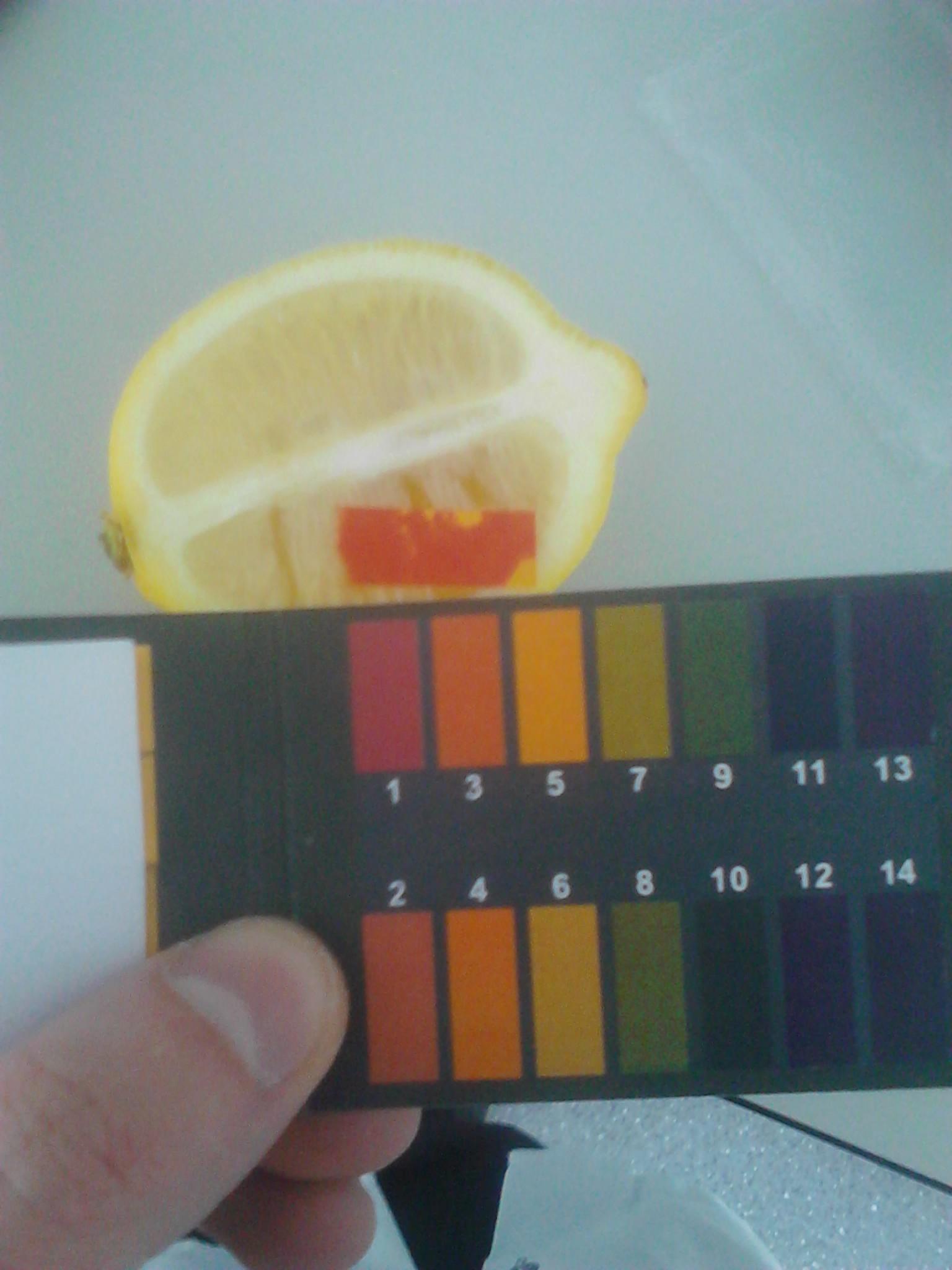 Внутреннее сопротивление гальванического элемента (на примере фруктовой батарейки)