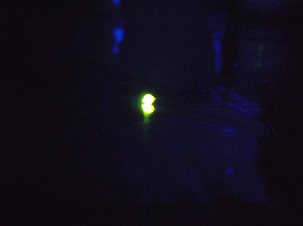 Светящиеся перлы (уран)