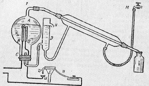 Автоматический дистиллятор по Бабичеву