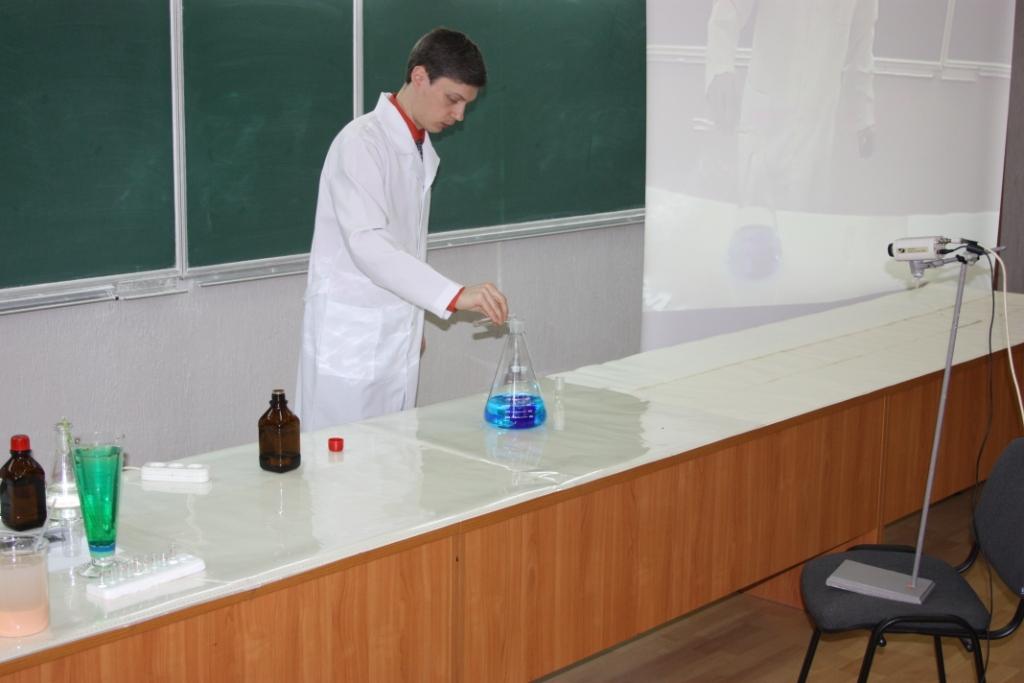 Всеукраїнська олімпіада з хімії - 2015 / Всеукраинская олимпиада по химии - 2015
