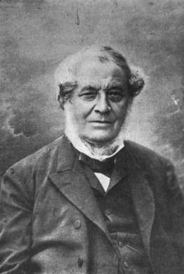 Роберт Бунзен, 1811-1899