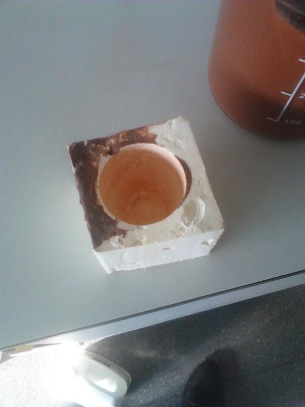 Изготовление керамических тиглей методом литья из шликера. Making of ceramic crucibles by slip casting method