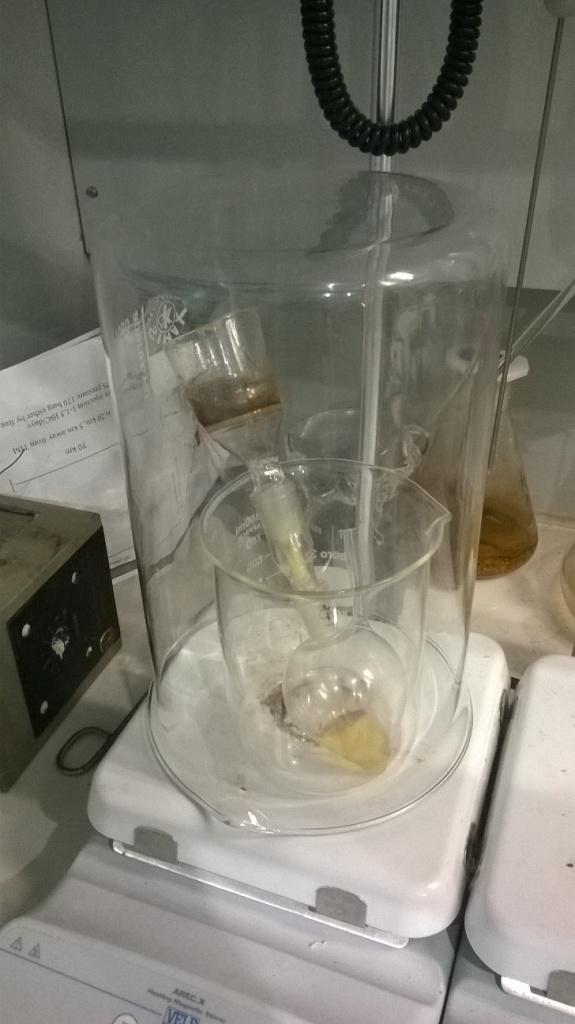 Фильтрование (некоторые забавные случаи). Filtration (some interesting cases)