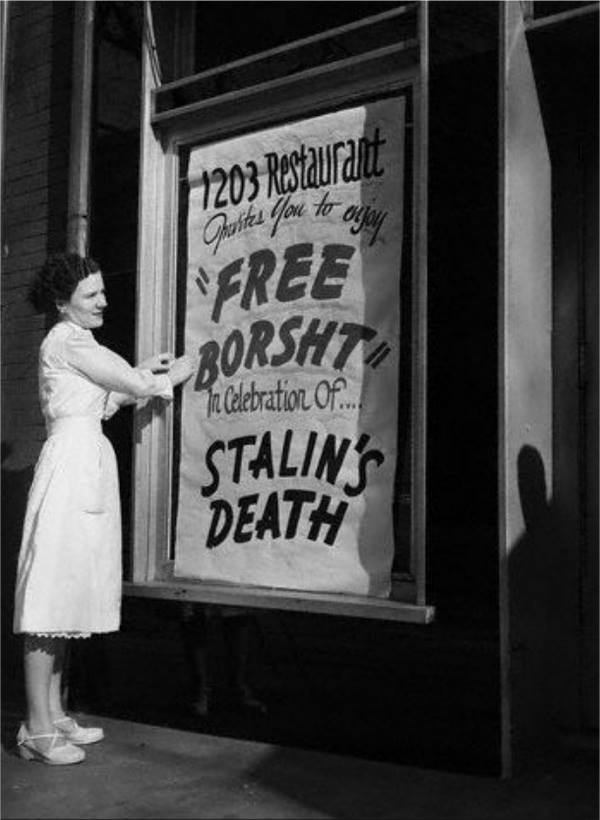 Happy Stalin's Death Day!