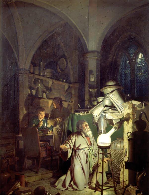 Малый алхимический свод (Libellus de Alchimia) - Альберт Великий