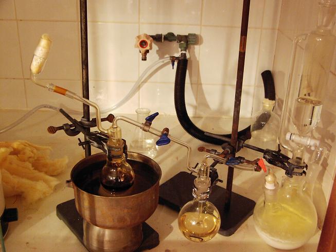 Монохлорид серы, дихлорид серы и хлористый тионил - иллюстрированное практическое руководство