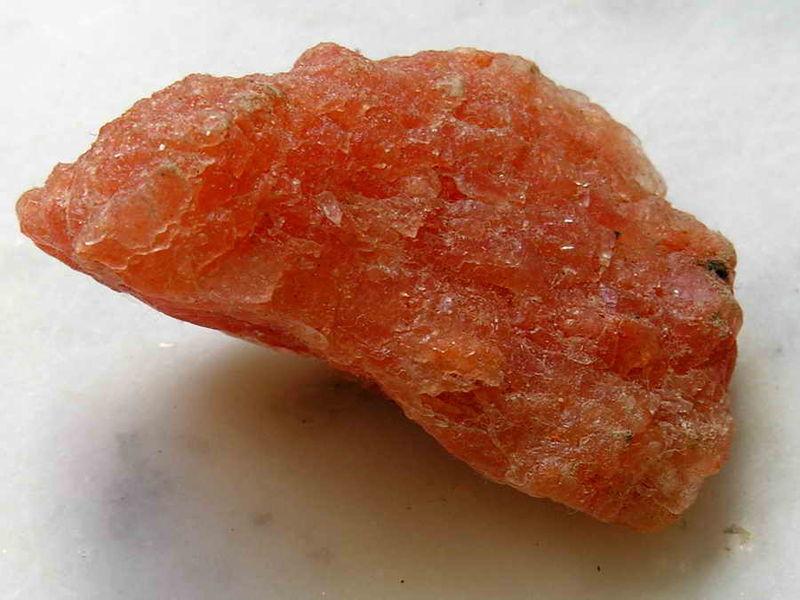 Минерал сильвин - природный хлорид калия