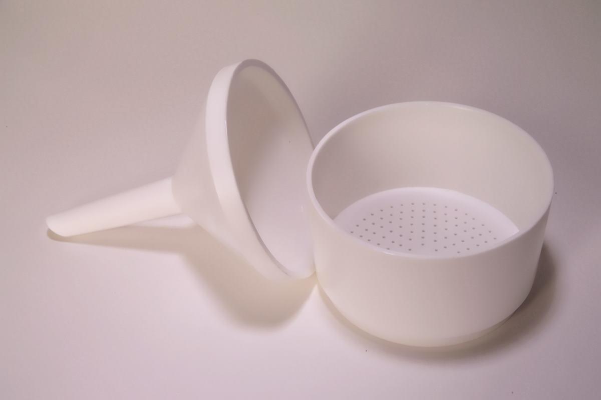 Воронка Бюхнера из пластика