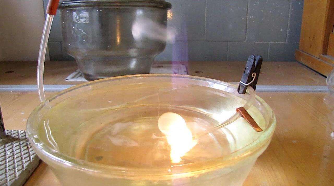 Получение фосфина