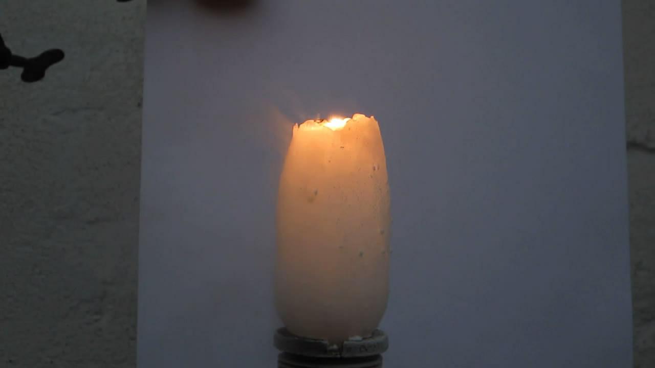 Ледяной фонарик