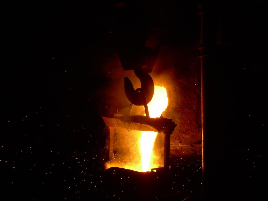Плавка стали
