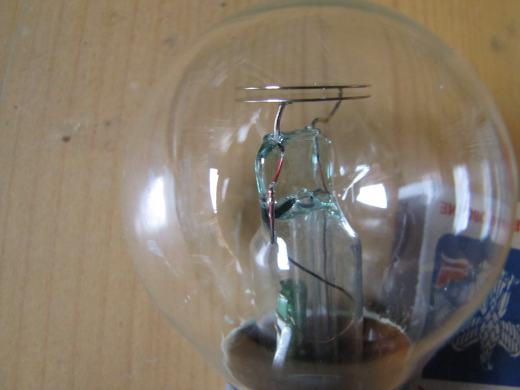 Неоновая лампа ''неонка''