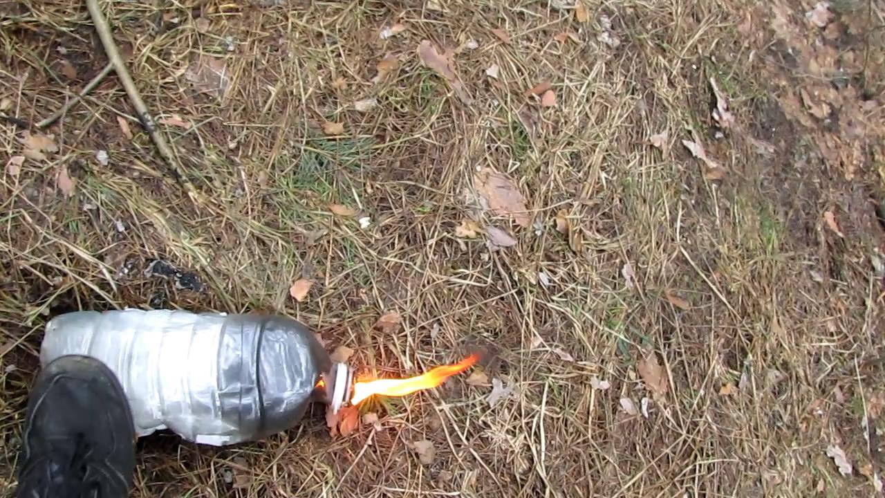 Вспышка ацетилена (бутылка 6 л)