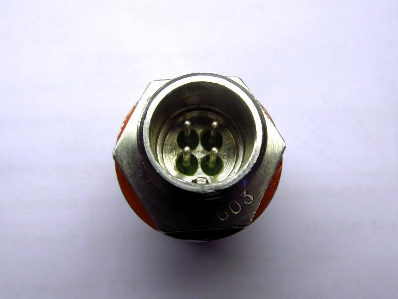 Усовершенствованный двухмостиковый пиропатрон