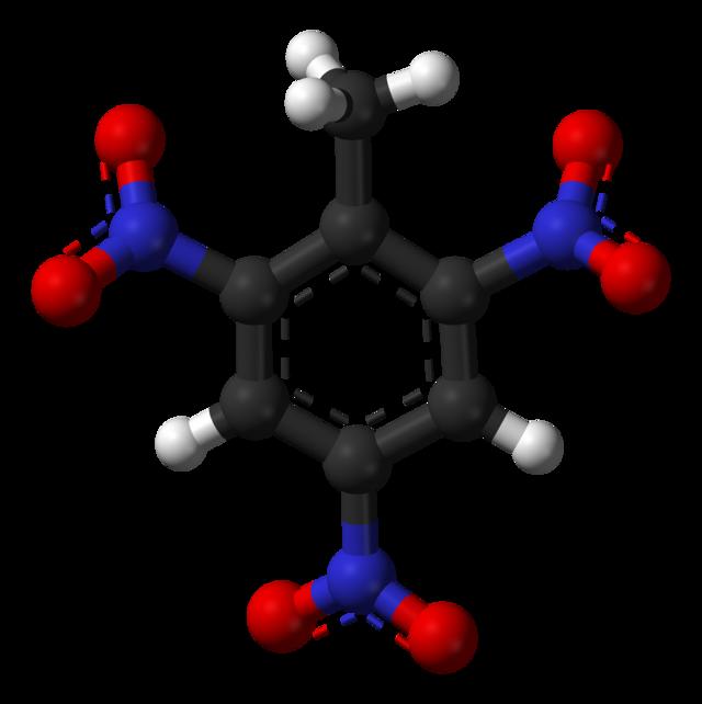Тринитротолуол (2,4,6-тринитротолуол, TNT, тротил, тол)