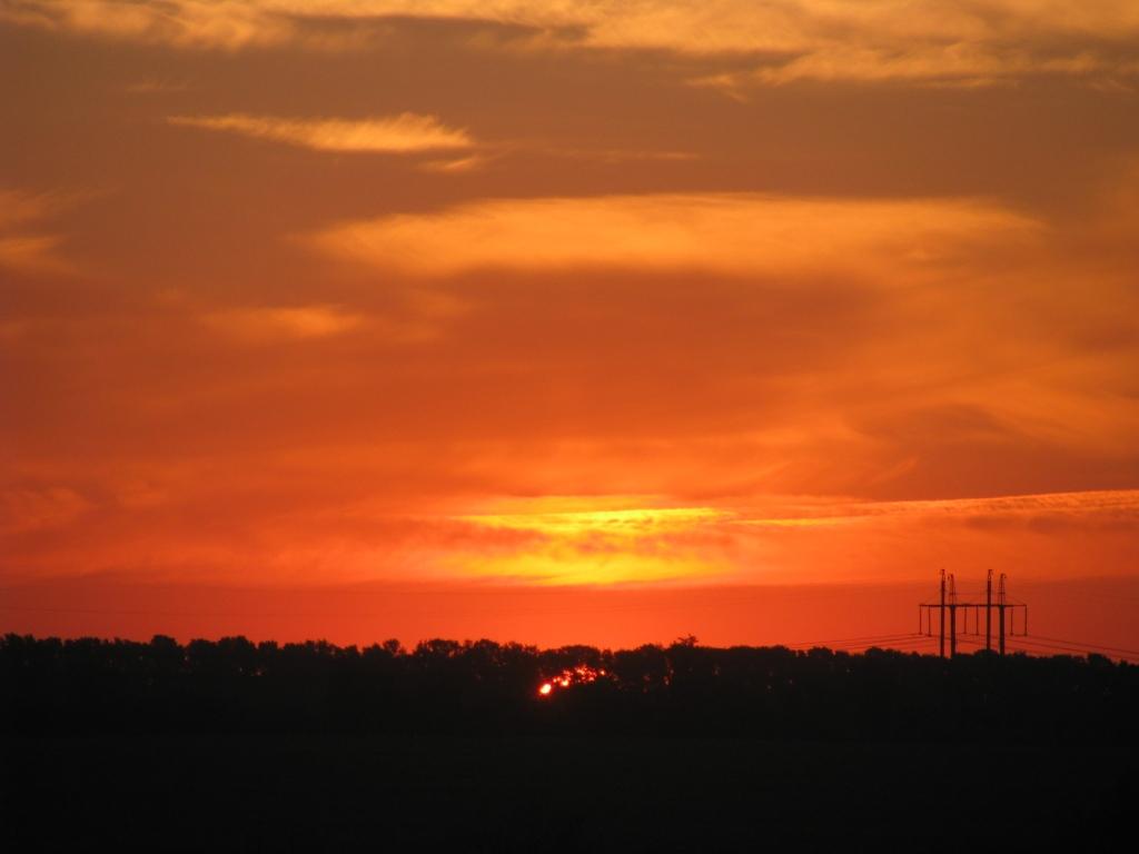Восход Солнца / Схід Сонця