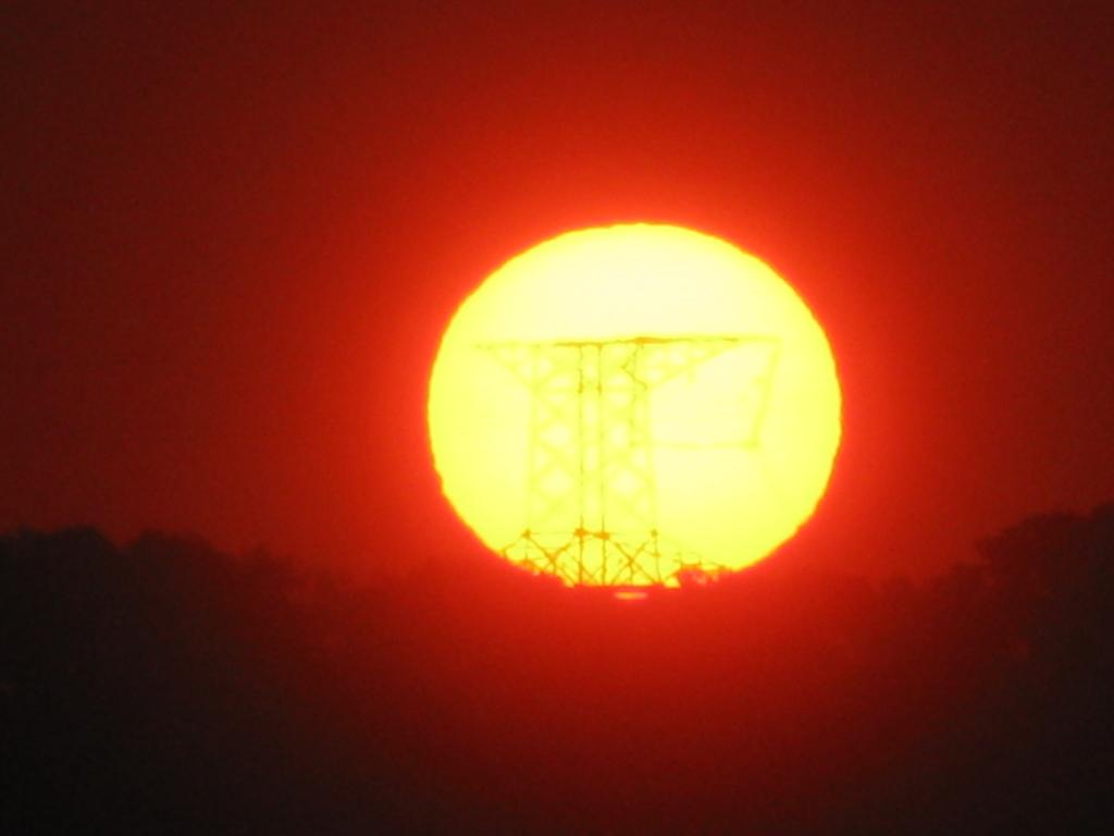 Схід Сонця на Донбасі / Восход Солнца на Донбассе