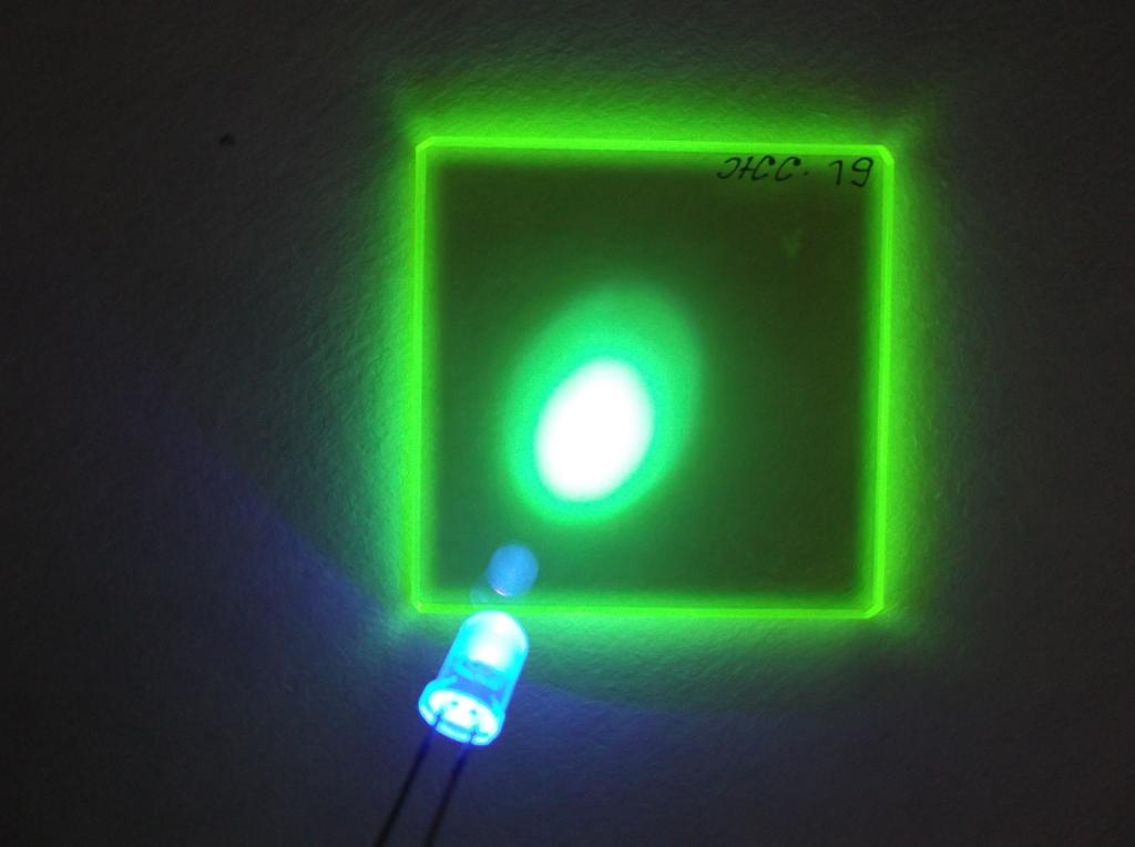 Люминесценция в ультрафиолетовом свете (разное)