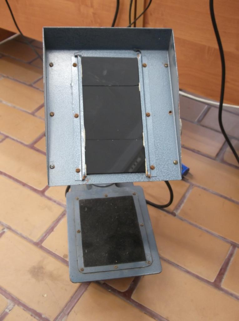 Ультрафиолетовый излучатель для тонкослойной хроматографии
