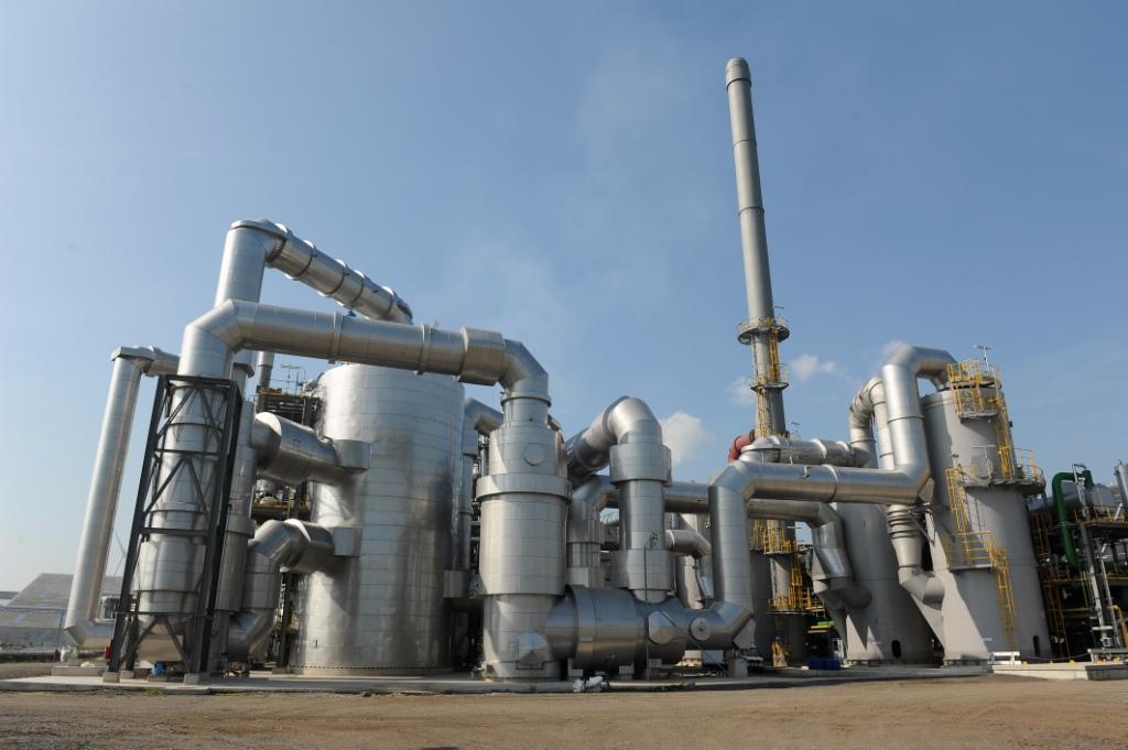 Завод серной кислоты