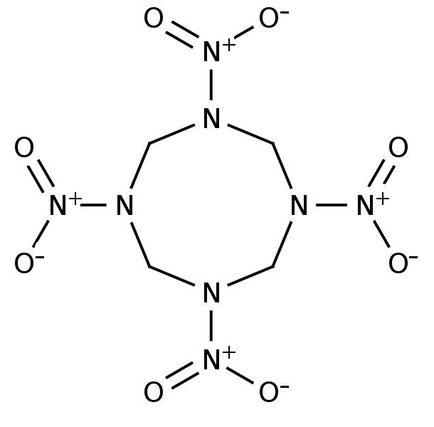 Октоген (циклотетраметилентетранитрамин, HMX)
