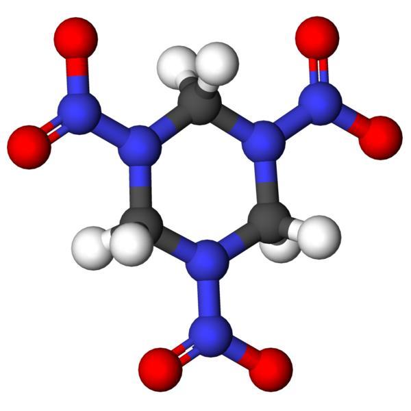Гексоген циклотриметилентринитрамин (RDX, cyclonite)