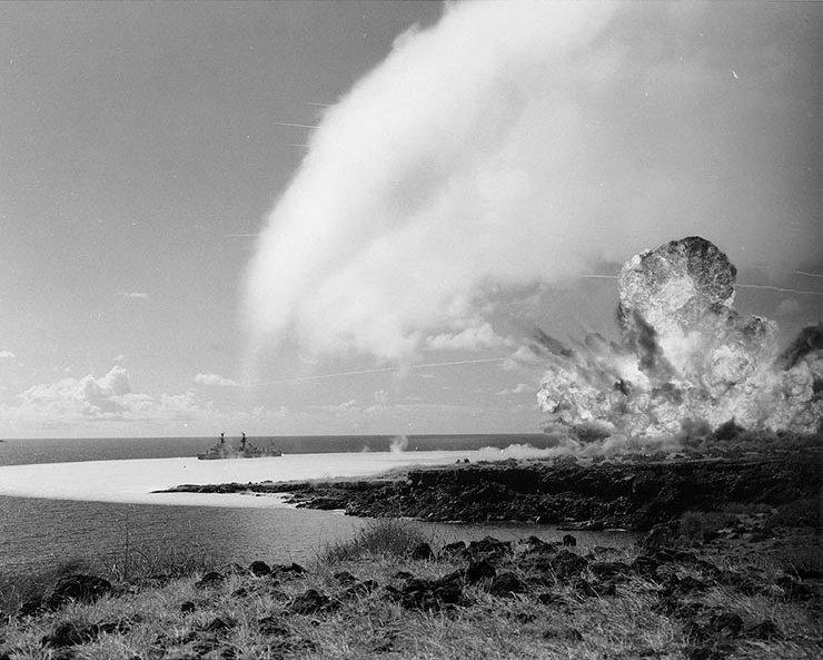 Взрыв 500 тонн