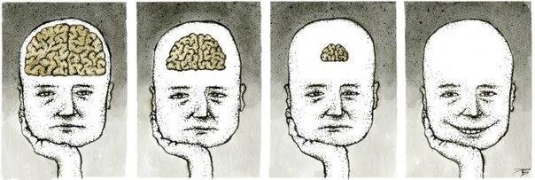 Необходимость мышления (Михаил Жванецкий). Necessity of thinking