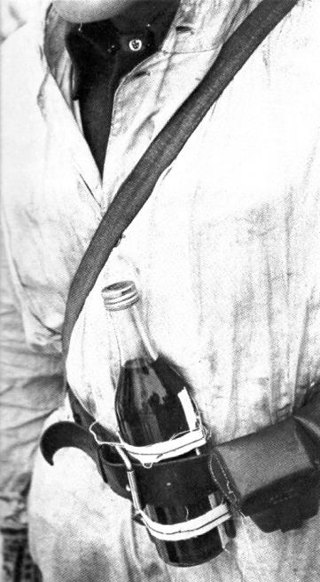 Коктейль против ''серпа и молота''. Cocktail against ''hammer and sickle''
